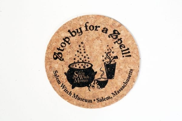 Witch Cork Coaster