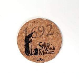 cork logo magnet