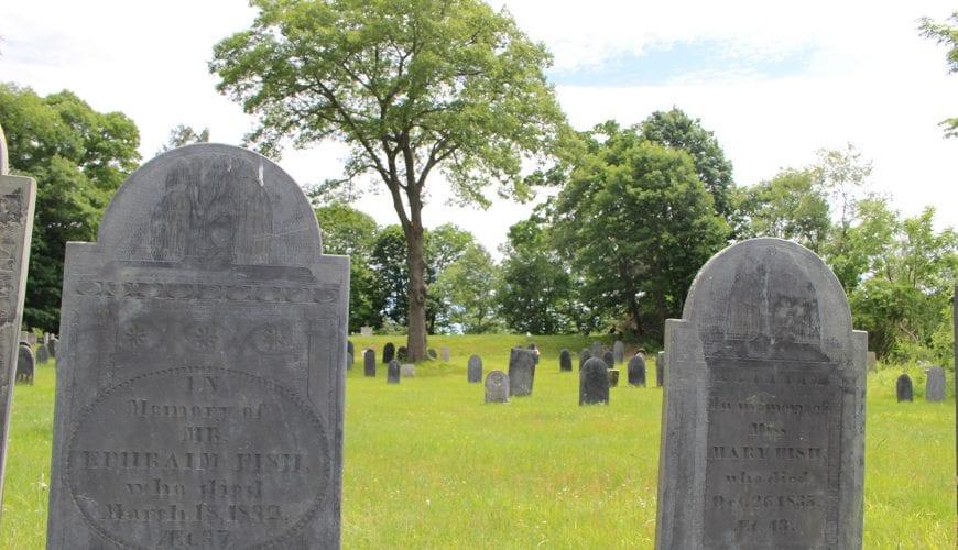 North Andover Burying Ground