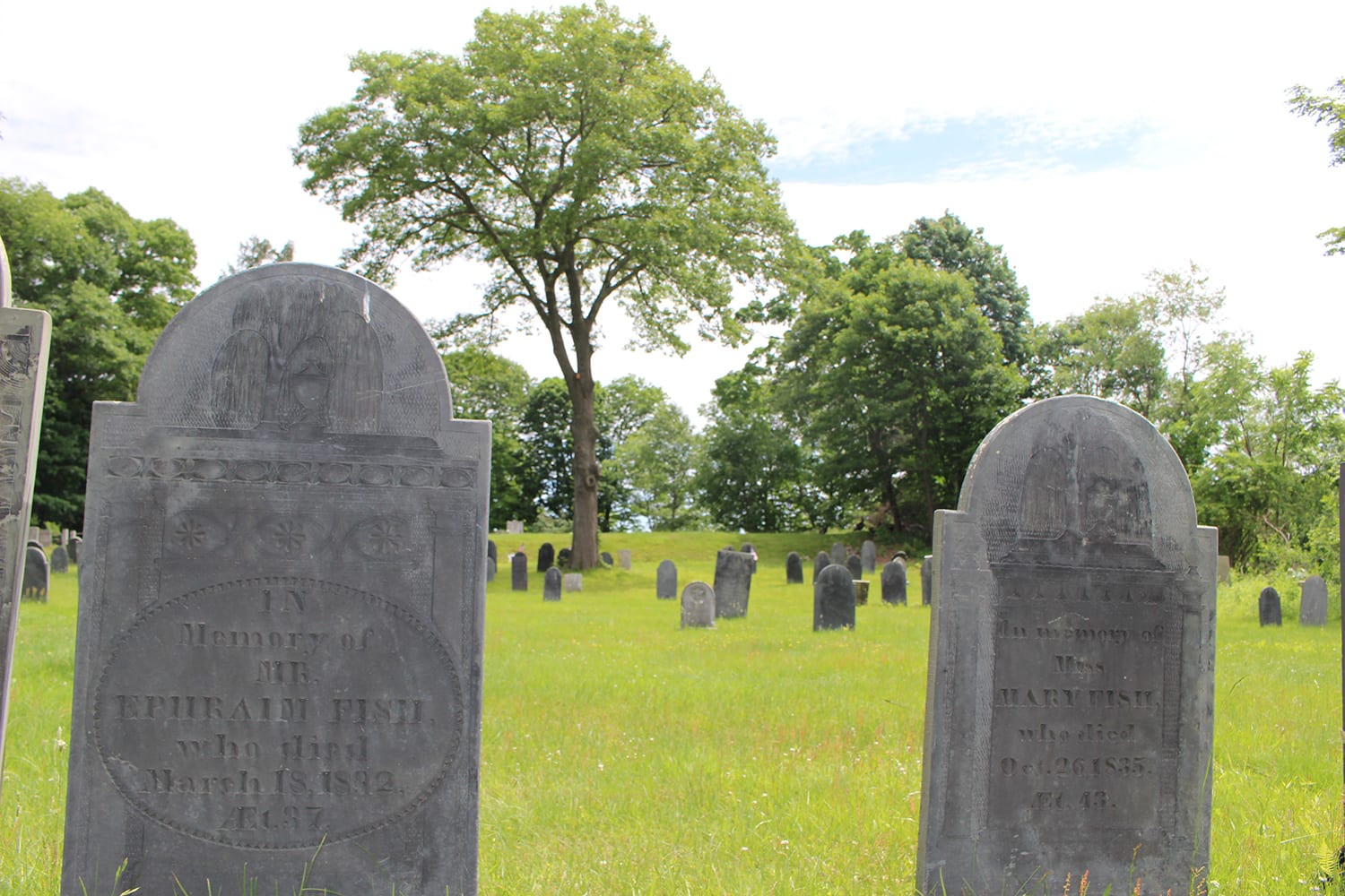 North Andover Burying Ground