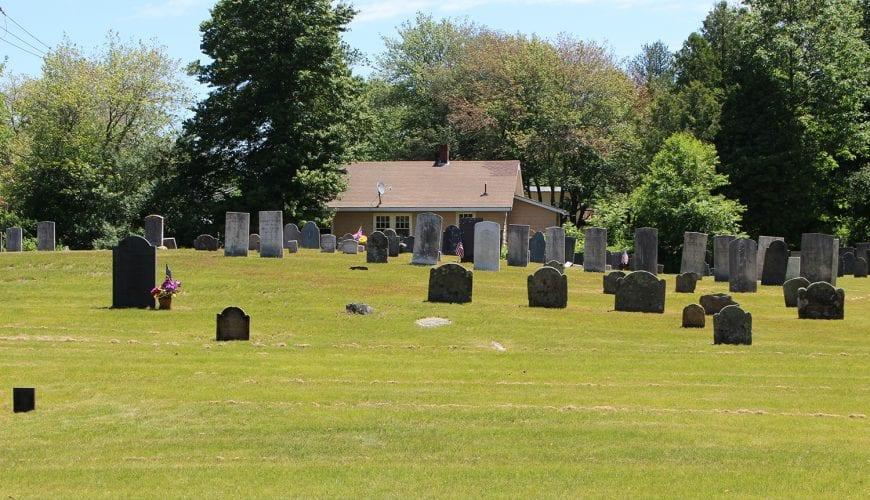 Salisbury Old Burying Ground