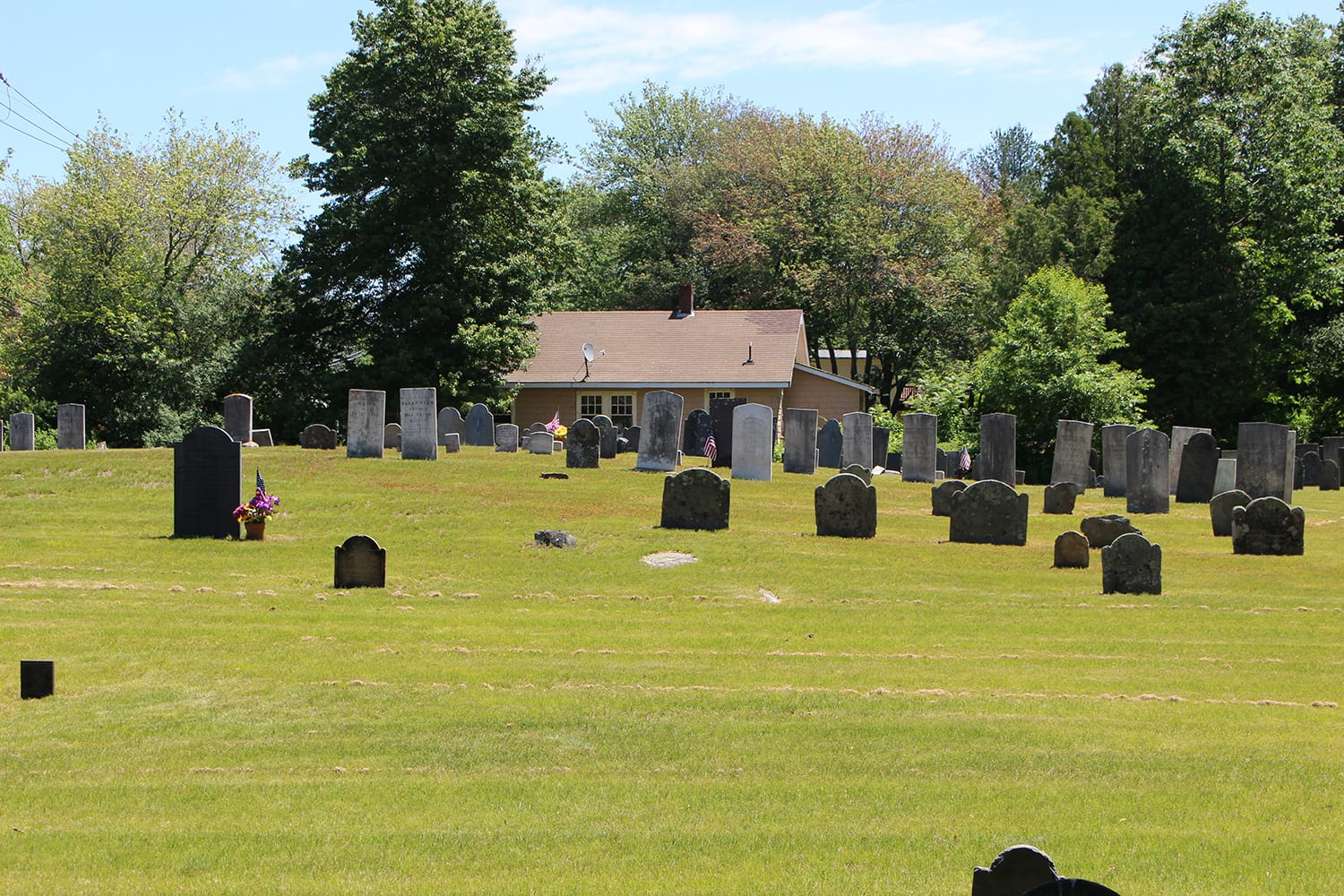 Salisbury Old Burying Ground