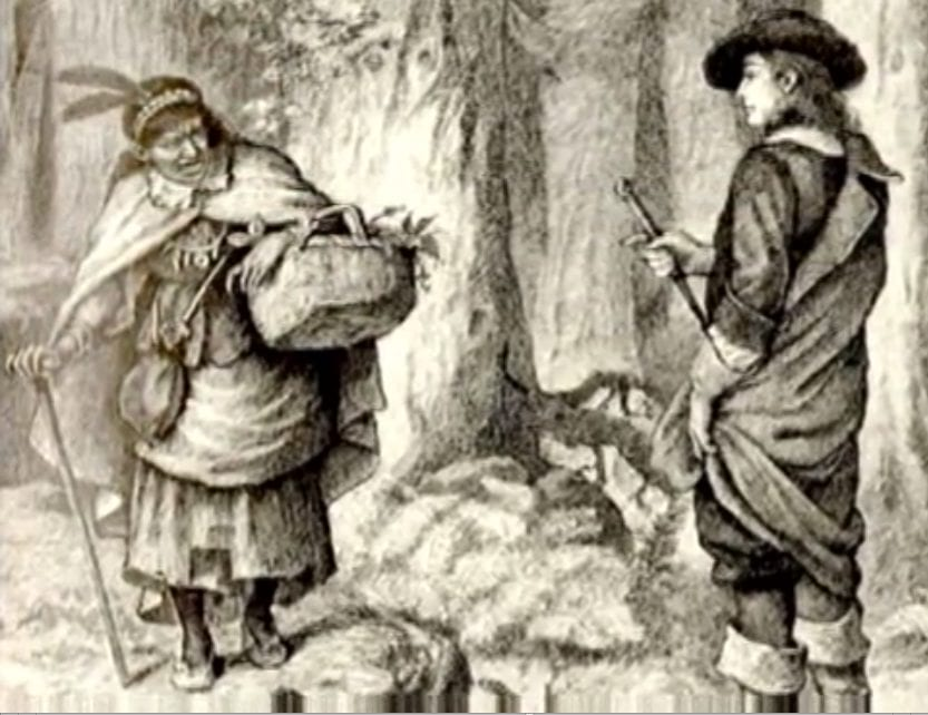 Were only women accused of witchcraft in the Salem Witch Trials?