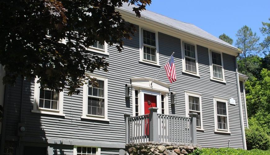 Solart Woodward House