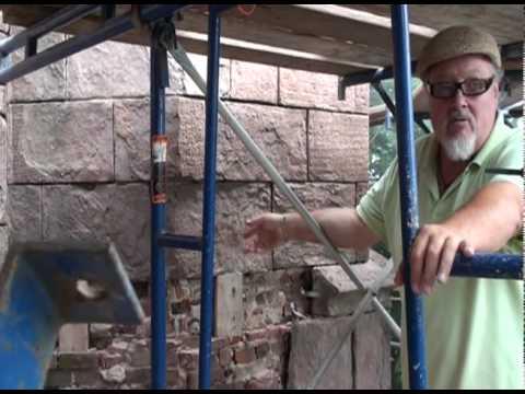 Restoring the Patina