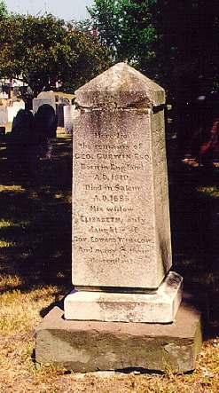Broad St Cemetery Obelisk