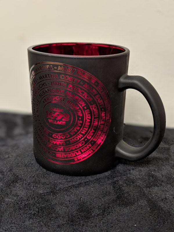 Red Circle Mug 2