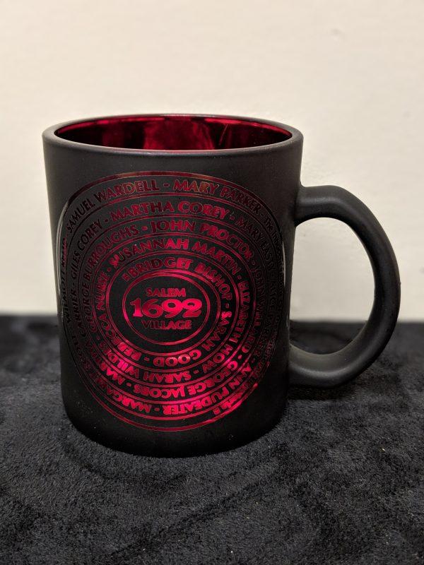 Red Circle Mug1