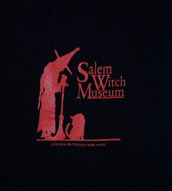 The museum logo in red