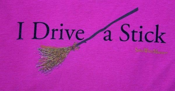 Logo, pink stick