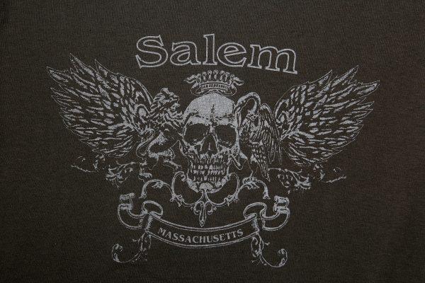 Logo for skull t-shirt