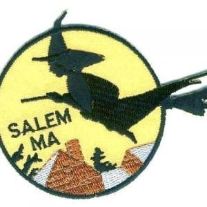 Salem, MA yellow patch