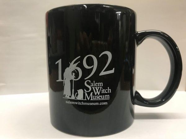 1692 black mug