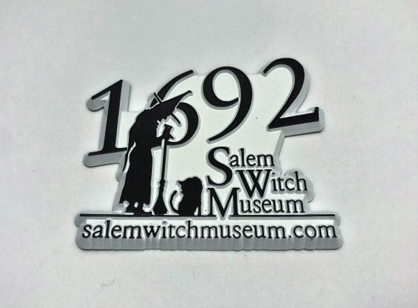 1692 rubber magnet logo