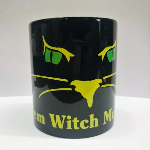 cat eyes cup face
