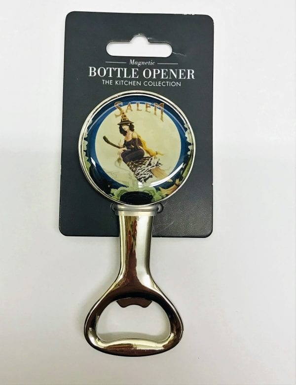pin up witch bottle opener