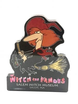 witch and famous magnet