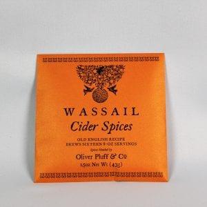 J-1402 Cider spices front