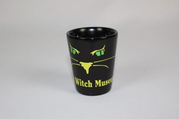 SWM black cat shot glass
