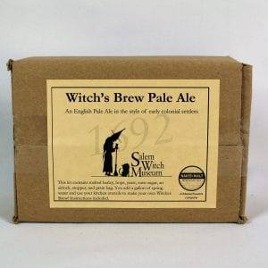 Pale ale kit box
