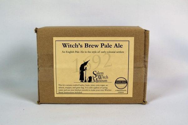 Pale ale kit box
