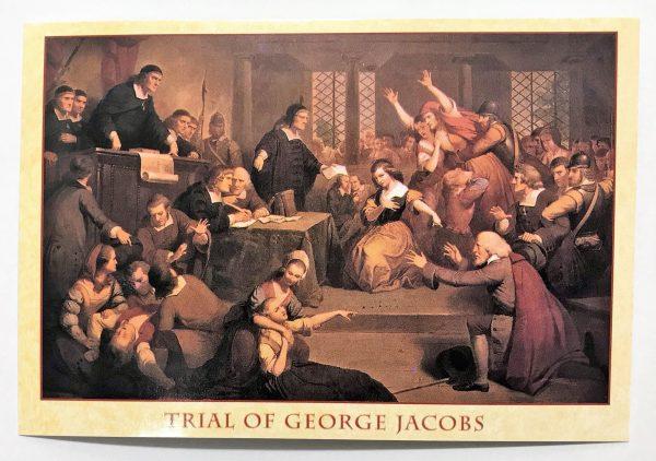 George jacobs postcard