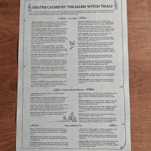 Deaths scroll